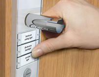 Doorhandle-switch