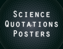 Science Quotations Posters