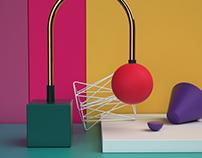 Colorblock series #