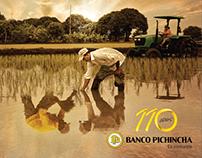 Campaña Banco Pichincha 110 años