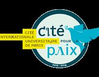 Cité pour la paix | Logotype