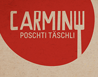 Carmine (brand & packaging)
