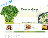 Albertson's - Online and In Store Digital Campaign