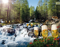 FORST beer • Spring 2013 print campaign