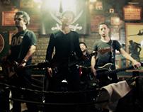 """Teaser MusicVideo """"Sin Un Rasguño"""" by LA PLAGA"""