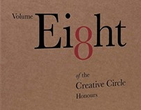 Volume 8 of the Creative Circle Honours