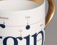 Type Matters! tableware