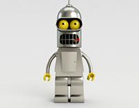 Lego Bender
