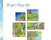 Mazza Museum Identity