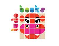 Diseño logotipo Ludobooks