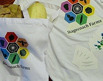 Stagecoach Farms (Branding)