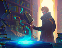 Duelyst Codex: Chapter 11-20