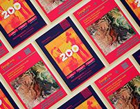 Misión 200 / Graphic Design & Video