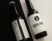 Diseño Logotipo / Etiqueta Cerveza Indultada