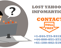 Recover Lost Yahoo login info