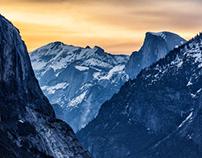 Yosemite In Color