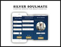 SilverSoulmate Dating App