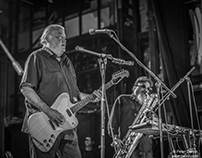 Los Lobos at the Historic Everett Theatre 05/13/2017