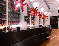 2012 | Il Cantiniere Wine Bar – Interior