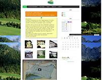 Casa del Sole Website