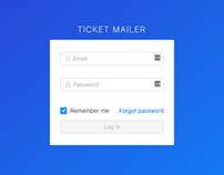SHOWstubs Ticket Mailer
