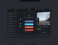 Free Mobile UI Kit