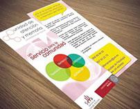 SEPA brochures and logo
