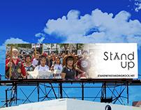 Stand Up - NO DAPL Campaign