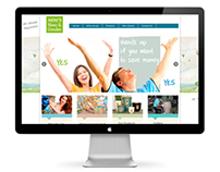 Home & Garden Website design