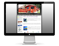 Loch Lomond Lodge Website Design