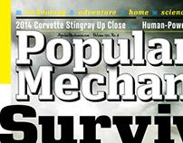Popular Mechanics April 2013 Issue