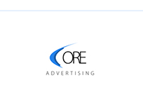 Core Advertising. Logo