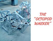 Eight legged robot