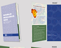 World Malaria Day Pamphlets