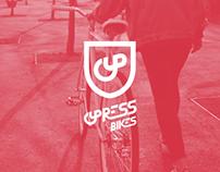 Cypress Bikes | Branding