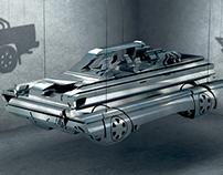 Mercedes-Benz: Shadows