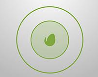 Simple Drop Logo