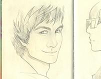 Drawing   Characters