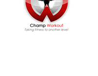 Champ Workout Logo