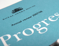 The Royal Opera House Annual Review 07/08