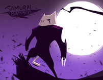 Samurai Bamboo concept stuff