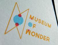 Museum Of Wonder Identity