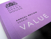 The Royal Opera House Annual Review 08/09