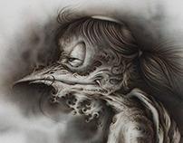 ESHI-MASA/Japanese monster~河童~