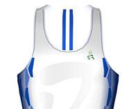 Olympics Uniform Runner - LONDON 2012