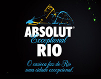 ABSOLUT # Absolut Rio