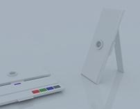 Ipad Projector Concept