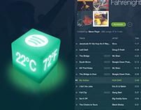 Spotify Fahrenight