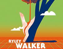 Ryley Walker - Gig poster