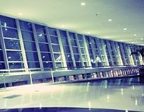 Inside the Dallas Convention Center